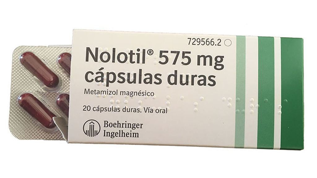 Nolotil-metamizol-agranulocitosis